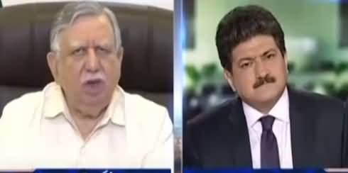 Capital Talk (Why Shaukat Tareen Wants Dialogue With Opposition?) - 26th May 2021
