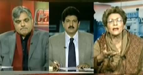 Capital Talk (Why United Nation is Silent on Six Thousand Missing Persons) – 5th February 2014