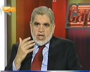 Capital Talk (Will Govt Let Musharraf Go Out of Pakistan?) - 31st March 2014