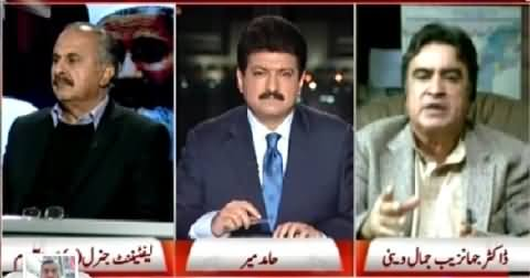 Capital Talk (Will Govt & Opposition Agree on Chairman Senate?) – 9th March 2015
