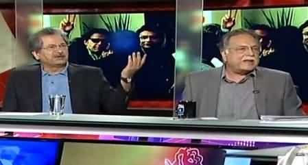 Capital Talk (Will Imran Khan Apologize If Rigging Not Proved) – 28th April 2015