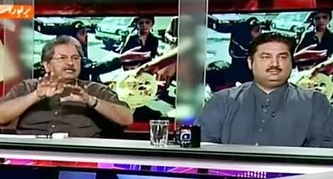 Capital Talk (Will Ishaq Dar Agree To Modify Budget?) – 9th June 2015