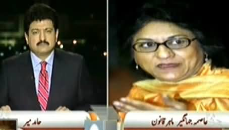 Capital Talk (Will Malala Be Able to Come Back to Pakistan) - 10th December 2014