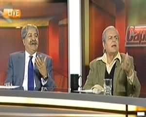 Capital Talk (Will Opposition Support Govt For 3 Years) - 19th December 2013