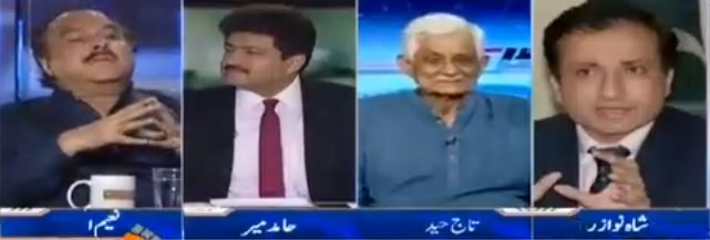 Capital Talk (Will Pervez Elahi Become King Maker in Punjab) - 29th July 2018