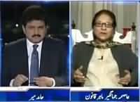 Capital Talk (Will Pervez Musharraf Come Back?) – 17th March 2016