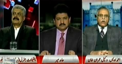 Capital Talk (Will PTI Contest Senate Elections or Not?) - 19th January 2015