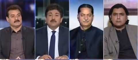 Capital Talk with Hamid Mir (Differences on Senate Tickets in PTI) - 16th February 2021
