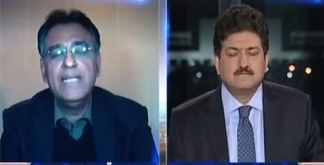 Capital Talk with Hamid Mir (Govt Opposition Fight) - 11th January 2021