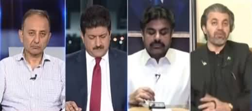 Capital Talk with Hamid Mir (National Assembly Session) - 20th April 2021