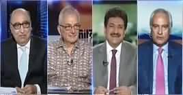 Capital Talk with Hamid Mir (Pakistan Ki Slamti Ko Khatraat) – 19th August 2019