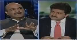 Capital Talk with Hamid Mir (Questions on Judiciary) – 16th July 2019