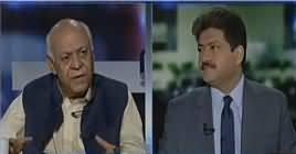 Capital Talk with Hamid Mir (Senator Hasil Bizenjo Exclusive Interview)  – 30th July 2019