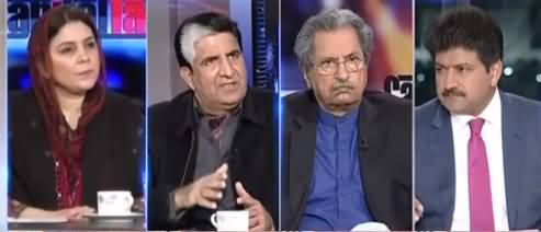 Capital Talk with Hamid Mir (Yousaf Raza Gillani Vs Hafeez Sheikh) - 18th February 2021