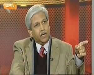 Capital Talk (Zardari Court Main Pesh Hogaye Musharraf Kyun Nahi?) - 9th January 2014