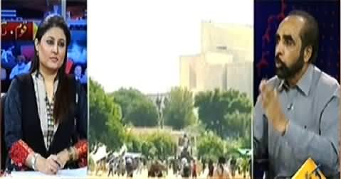 Capital Tv (Azadi & Inqilab March Special Transmission) 8PM To 9PM - 31st August 2014