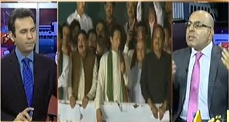 Capital Tv (Special Transmission Azadi & Inqilab March) 7PM To 8PM - 8th September 2014