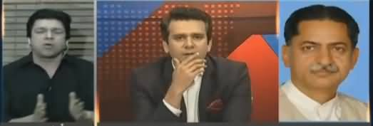 Center Stage With Azhar Rehamn (Chairman Senate) – 9th March 2018