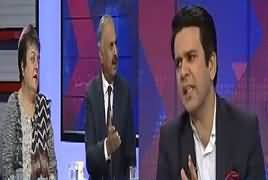 Center Stage With Rehman Azhar (America Do More Kare) – 26th October 2017