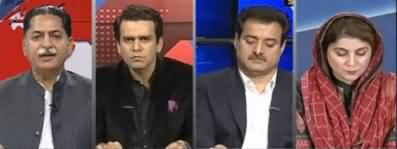 Center Stage With Rehman Azhar (Azadi March & PMLN) - 11th October 2019