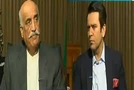 Center Stage With Rehman Azhar (Caretaker PM) – 12th April 2018