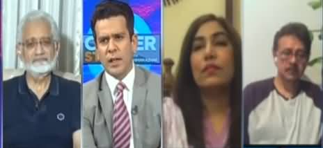Center Stage With Rehman Azhar (Corona Cases Mein Izafa) - 8th May 2021
