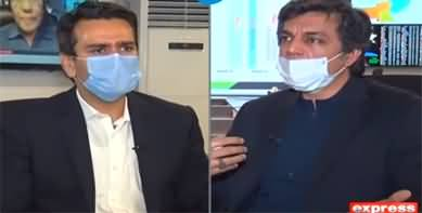 Center Stage With Rehman Azhar (Coronavirus & Lockdown) - 25th June 2020