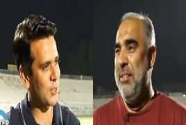 Center Stage With Rehman Azhar (Cricket World Cup) – 18th May 2019