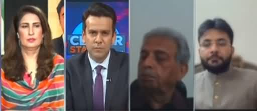 Center Stage With Rehman Azhar (Daska By-Election) - 10th April 2021