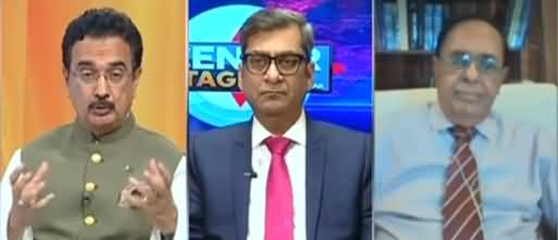 Center Stage With Rehman Azhar (Education System) - 9th April 2021