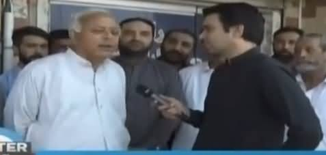Center Stage With Rehman Azhar (From NA-59 Rawalpindi) – 22nd June 2018