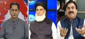 Center Stage With Rehman Azhar (How Will Govt Stop Azadi March) - 19th October 2019