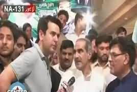 Center Stage With Rehman Azhar (Imran Khan Or Saad Rafique?) – 28th June 2018