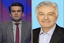 Center Stage With Rehman Azhar (International Pressure) – 22nd September 2017