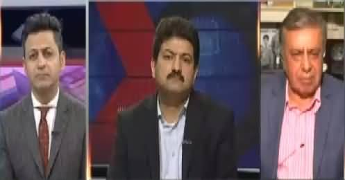Center Stage With Rehman Azhar (Islamabad Dharna) – 24th November 2017