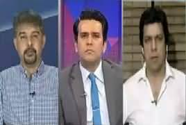Center Stage With Rehman Azhar (Karachi Ka Faateh Kaun?) – 28th October 2017