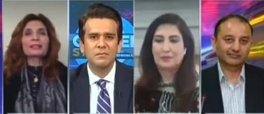 Center Stage With Rehman Azhar (PDM Vs PTI Govt) - 2nd January 2021