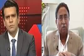 Center Stage With Rehman Azhar (Pervez Musharraf Interview) – 12th May 2018