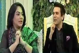 Center Stage With Rehman Azhar (Sanam Marvi) – 17th June 2018