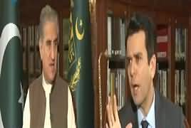 Center Stage with Rehman Azhar (Shah Mehmood Qureshi Exclusive) – 3rd August 2019