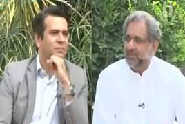 Center Stage With Rehman Azhar (Shahbaz Sharif Ki Giraftari) – 13th October 2018
