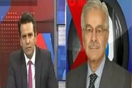 Center Stage With Rehman Azhar (Sharif Family Plan?) – 2nd May 2019