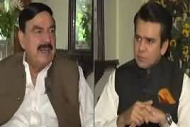 Center Stage With Rehman Azhar (Sheikh Rasheed Interview) – 14th June 2018