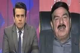 Center Stage With Rehman Azhar (Sheikh Rasheed Interview) – 1st December 2017