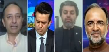 Center Stage With Rehman Azhar (Sindh Vs Federal Govt) - 9th July 2020