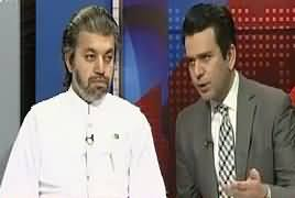 Center Stage With Rehman Azhar (Who Stopped Musharraf's Trial) – 25th May 2018