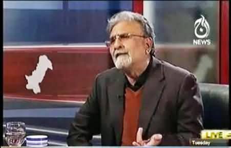 Chaangey Maangey Tali Talangey Pakistan Ki Salamti Policy Bana Rahe Hain - Nusrat Javed