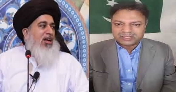Chacha Shakoor Shows A Clip of Molvi Khadim Hussain & Takes His Class