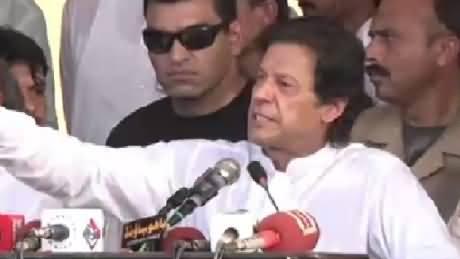 Chairman PTI Imran Khan Speech In Haripur Jalsa – 10th August 2015