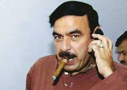 Chances of Sheikh Rasheed's Arrest in Next 72 Hours Due to His Provocative Speech